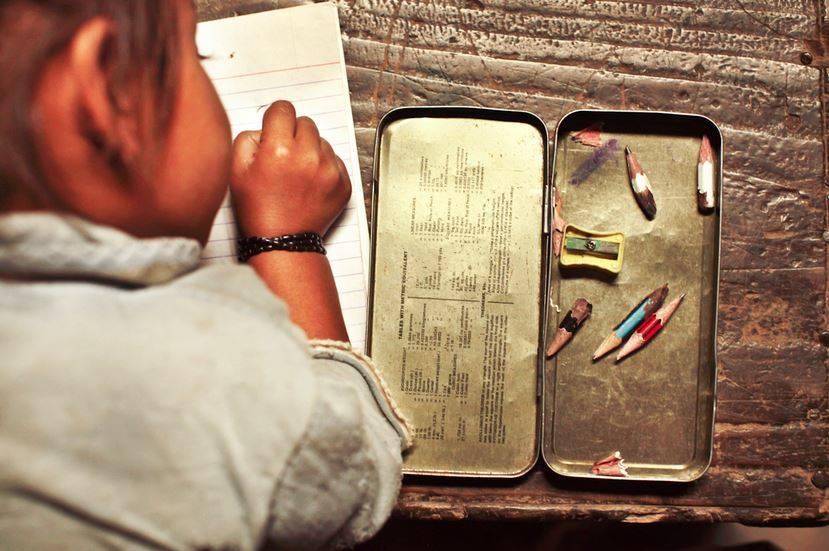 Bl.a. går pengene til skoler i Nepal