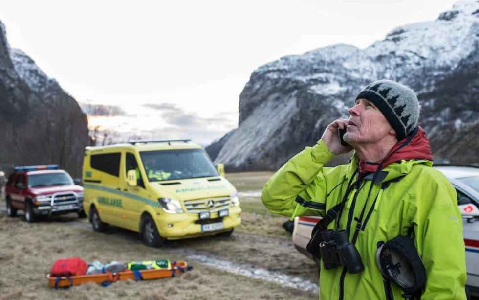 Foredrag på High Camp Turtagrø: Ture Bjørgen: På død og liv - norsk fjellredning fra innsiden