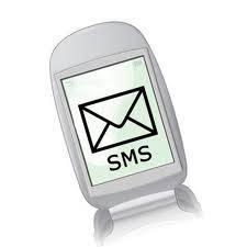 Få info på SMS under festivalen